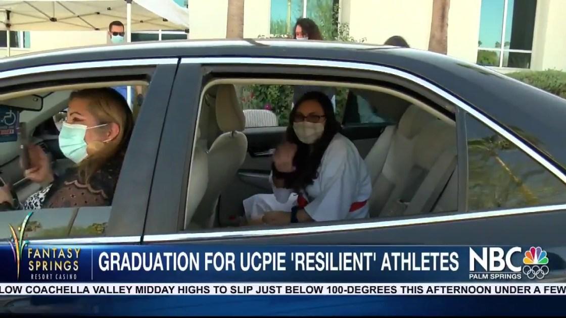 UCPIE Drive-up Graduation