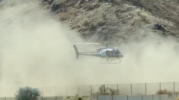 Injured Hiker Rescued From Bump and Grind Trail in Palm Desert