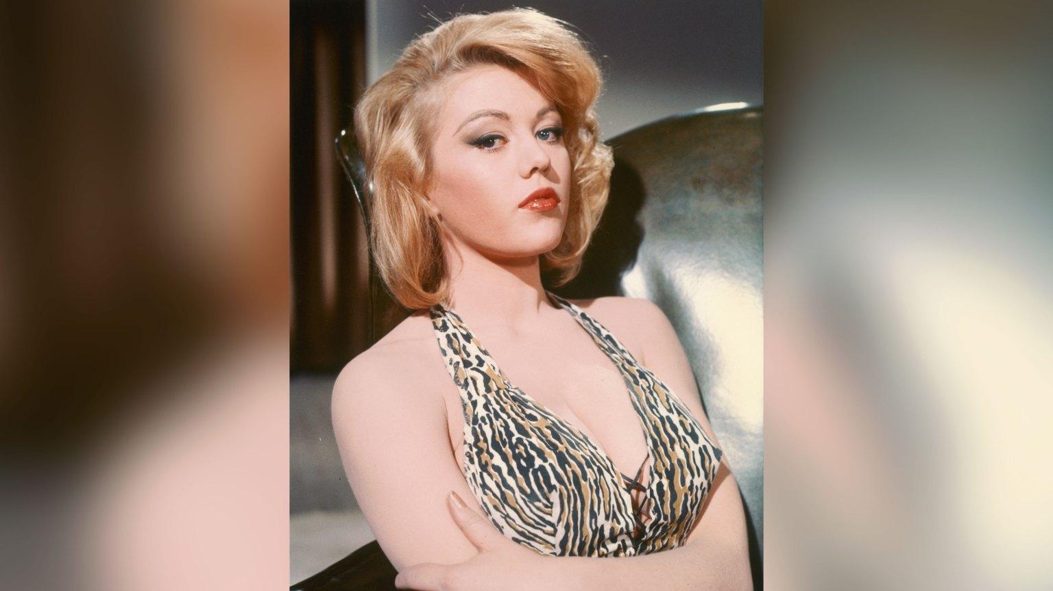 'Goldfinger' actress Margaret Nolan dead at 76