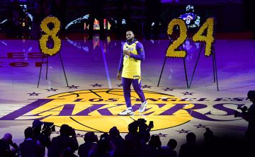One win from the NBA title, Lakers will wear 'Black Mamba' uniforms for Game 5