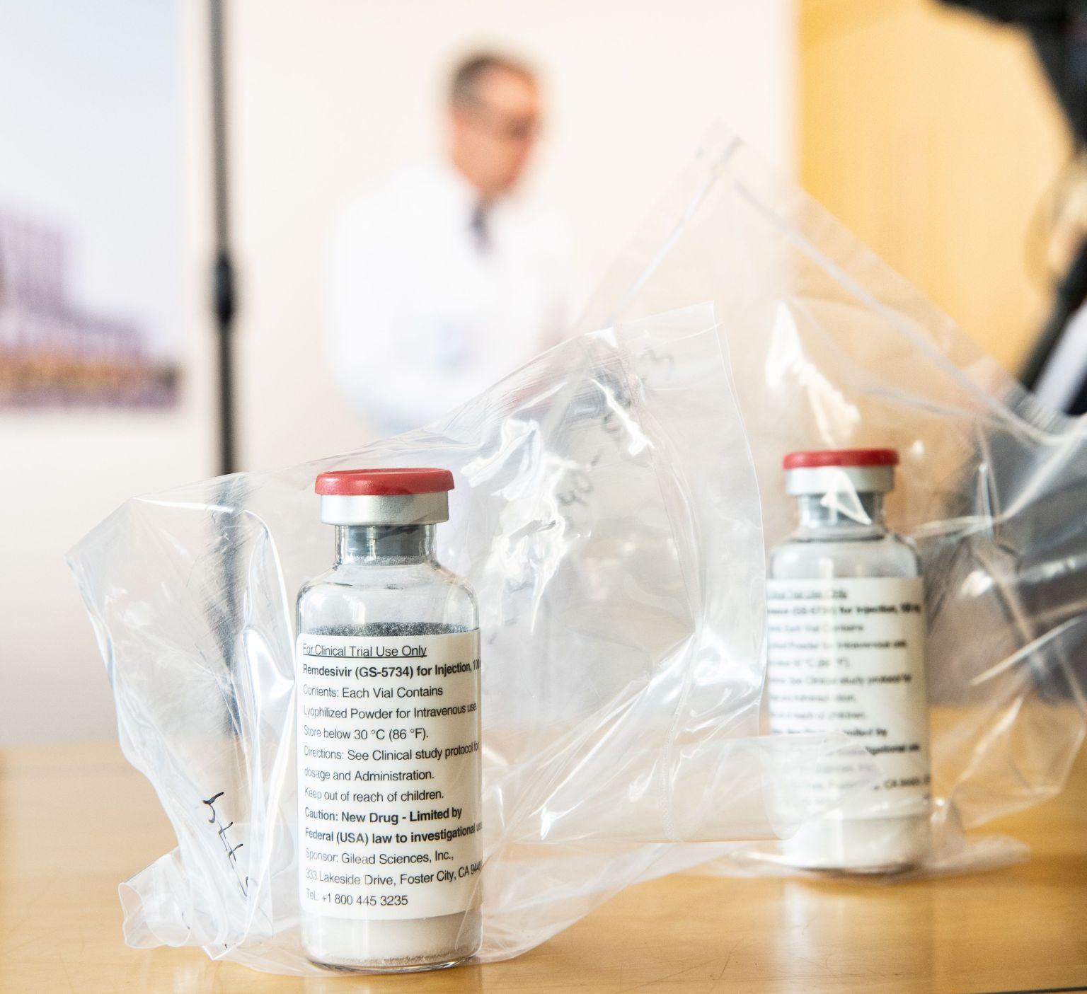 FDA approves Remdesivir to treat Covid-19