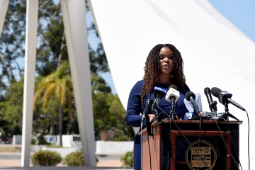 City of Compton guaranteeing income to 800 residents for two years