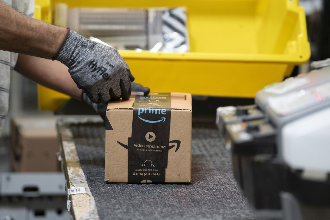 US sues Amazon for selling dangerous products