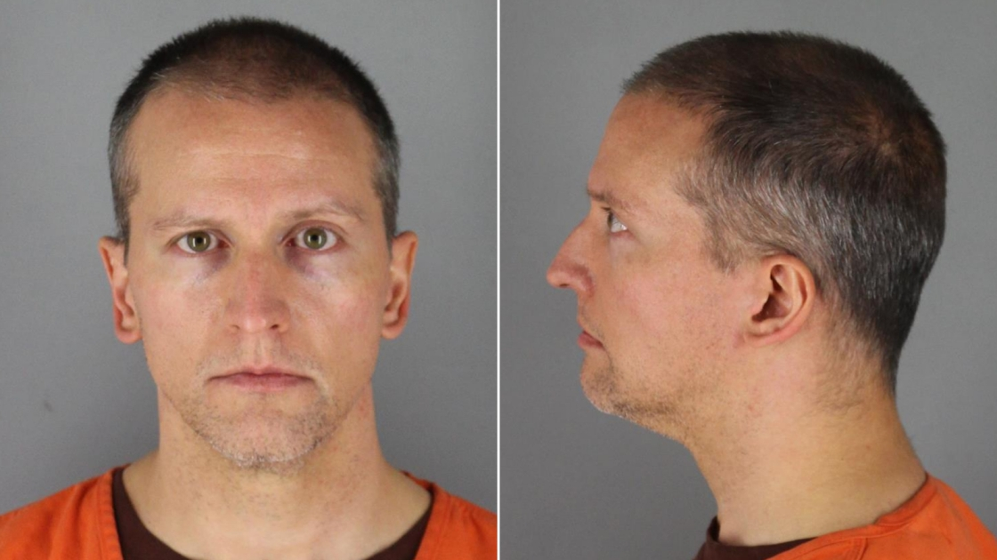 Officer charged with kneeling on George Floyd's neck posts bail