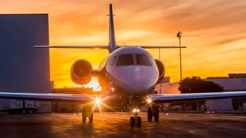 Private jets are more accessible than ever. Here's how to hire one