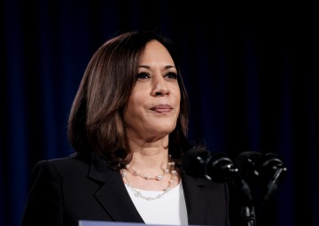 Kamala Harris cancels travel after two people in campaign's orbit test positive for COVID-19