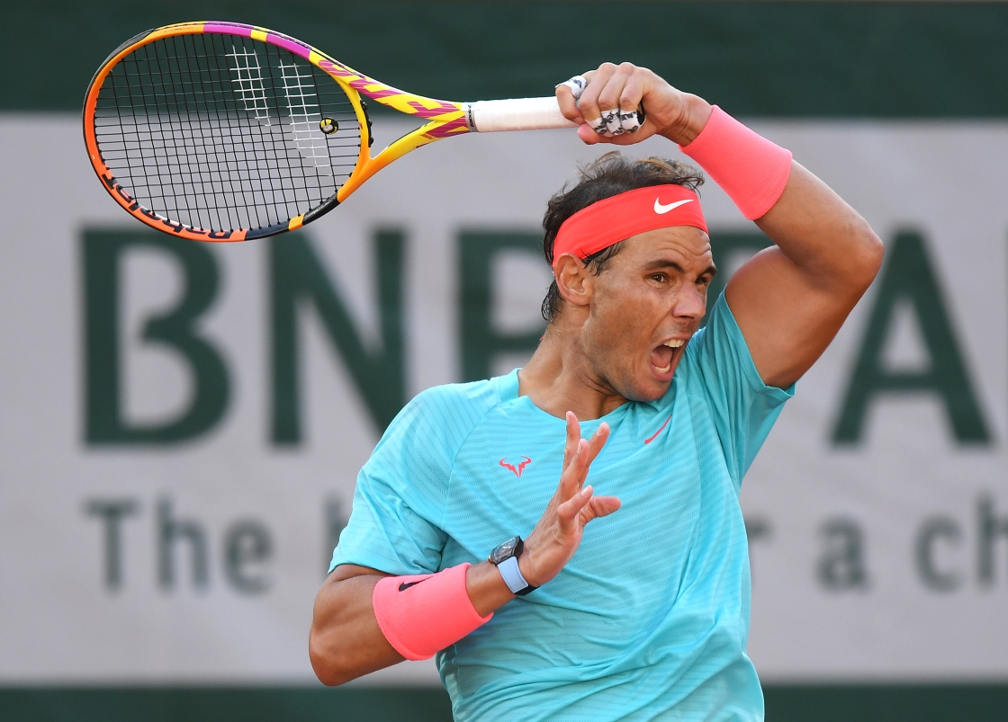 Rafael Nadal to face Novak Djokovic in French Open final after contrasting semifinal wins