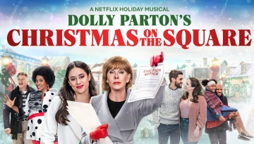"Debbie Allen, Jenifer Lewis, and Jeanine Mason Talk ""Dolly Parton's Christmas on the Square"""