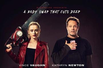 "Manny the Movie Guy Talks to Kathryn Newton About Body Swap Horror Film ""Freaky"""