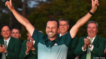 2017 Masters winner Sergio Garcia withdraws from 2020 edition after testing positive for Covid-19