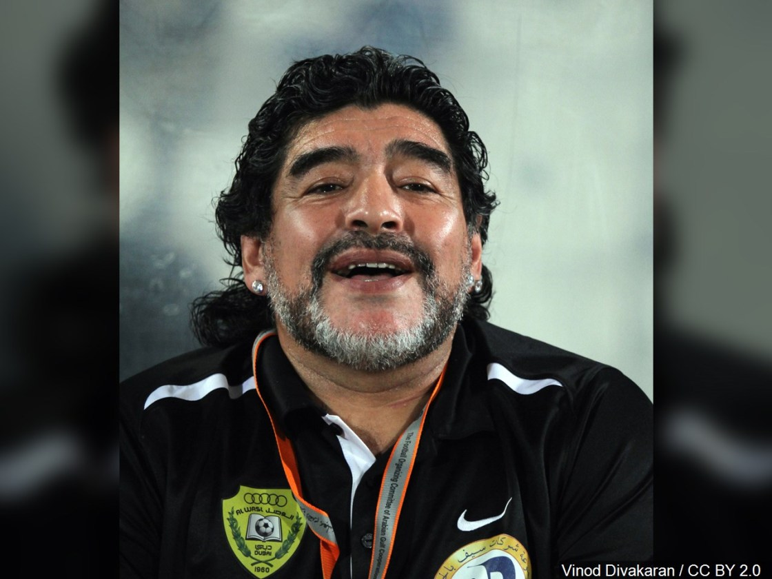 Diego Maradona dies after suffering cardiac arrest