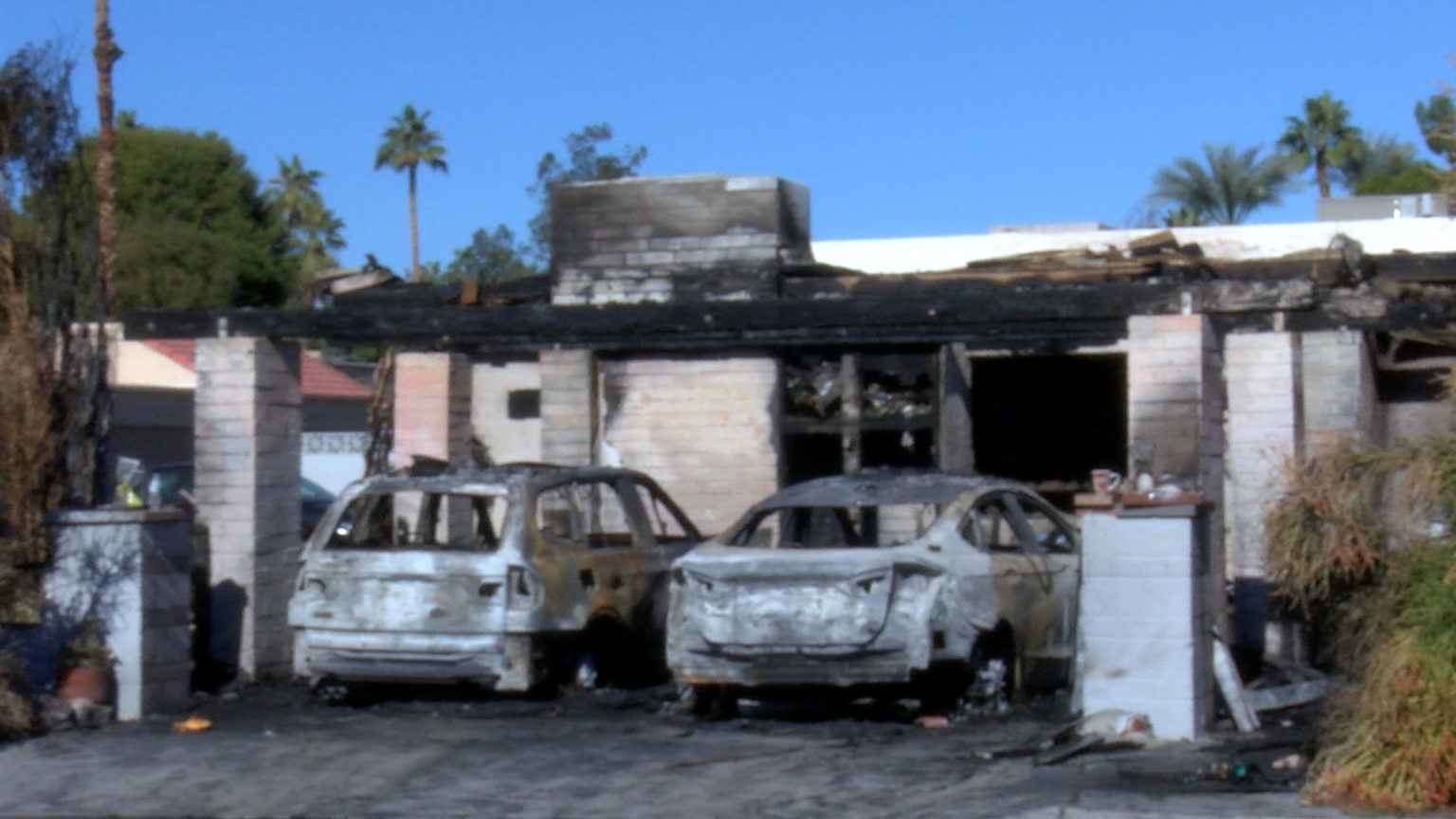 Family Of 7 Loses Home in Fire