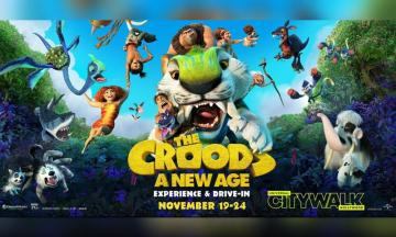 "Manny the Movie Guy Talks to ""The Croods: A New Age"" Director"