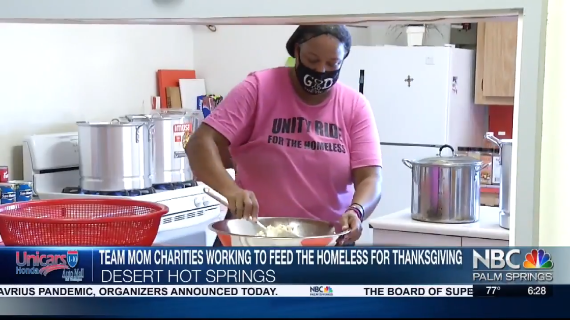 Local Charity Working to Feed Coachella Valley Residents, Volunteers Needed