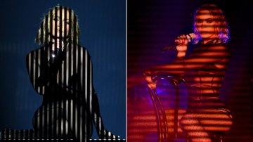 Jennifer Lopez accused of copying Beyoncé at the American Music Awards