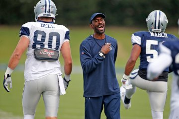 Tributes pour in for Dallas Cowboys strength and conditioning coach Markus Paul