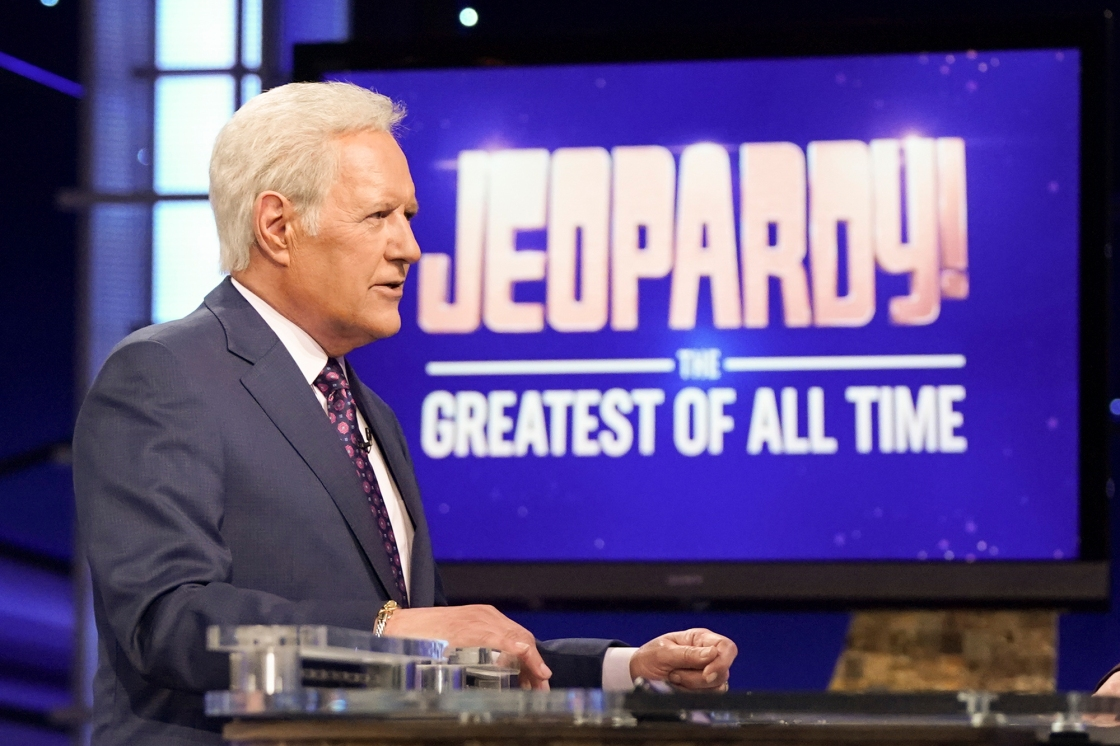 'Jeopardy!' episodes hosted by Alex Trebek will air through December 25