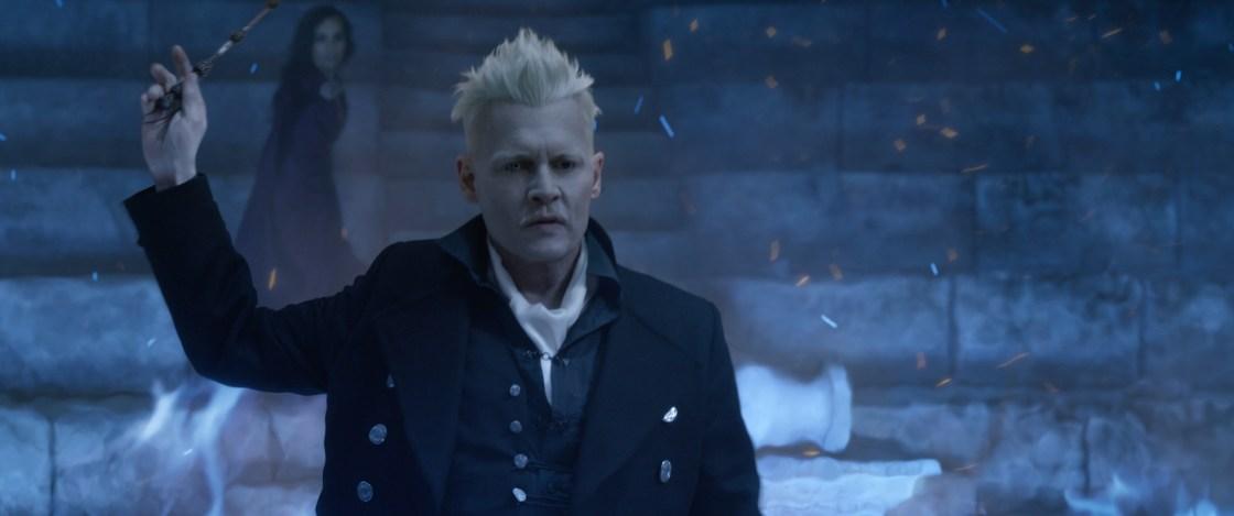Johnny Depp to depart the 'Fantastic Beasts' franchise