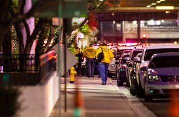 Police say suspect in Las Vegas Strip shooting is a juvenile