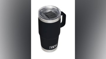 Yeti recalls nearly 250,000 of its popular mugs over burning hazards linked to a faulty lid