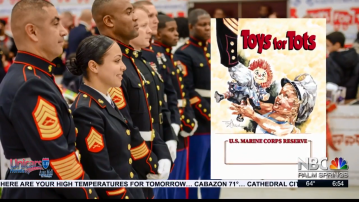 NBCares Silver Linings: Toys for Tots
