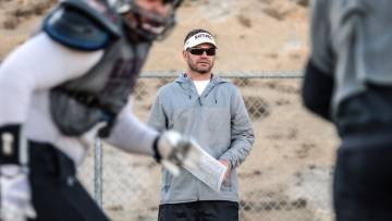 L.D. Matthews Head Coach Rancho Mirage High School, From the Desert Sun