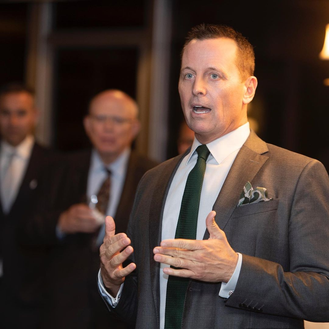 President Trump Taps Richard Grenell of Palm Springs For Holocaust Memorial Council