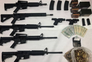 Coachella Man Busted With Drugs, Five AR-15s, Authorities Say