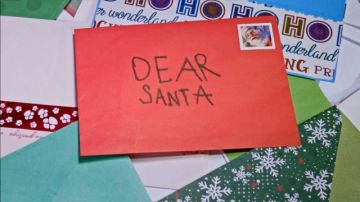 """""""Dear Santa"""" Christmas Documentary and How You Can Adopt a Letter"""