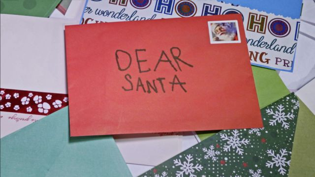 """Dear Santa"" Christmas Documentary and How You Can Adopt a Letter"