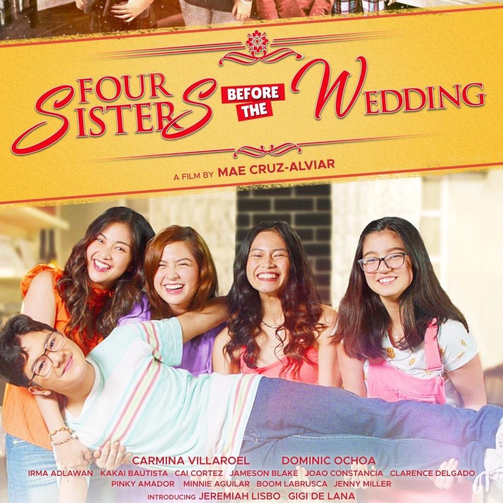 "Manny the Movie Guy on New Filipino Prequel ""Four Sisters Before the Wedding"""