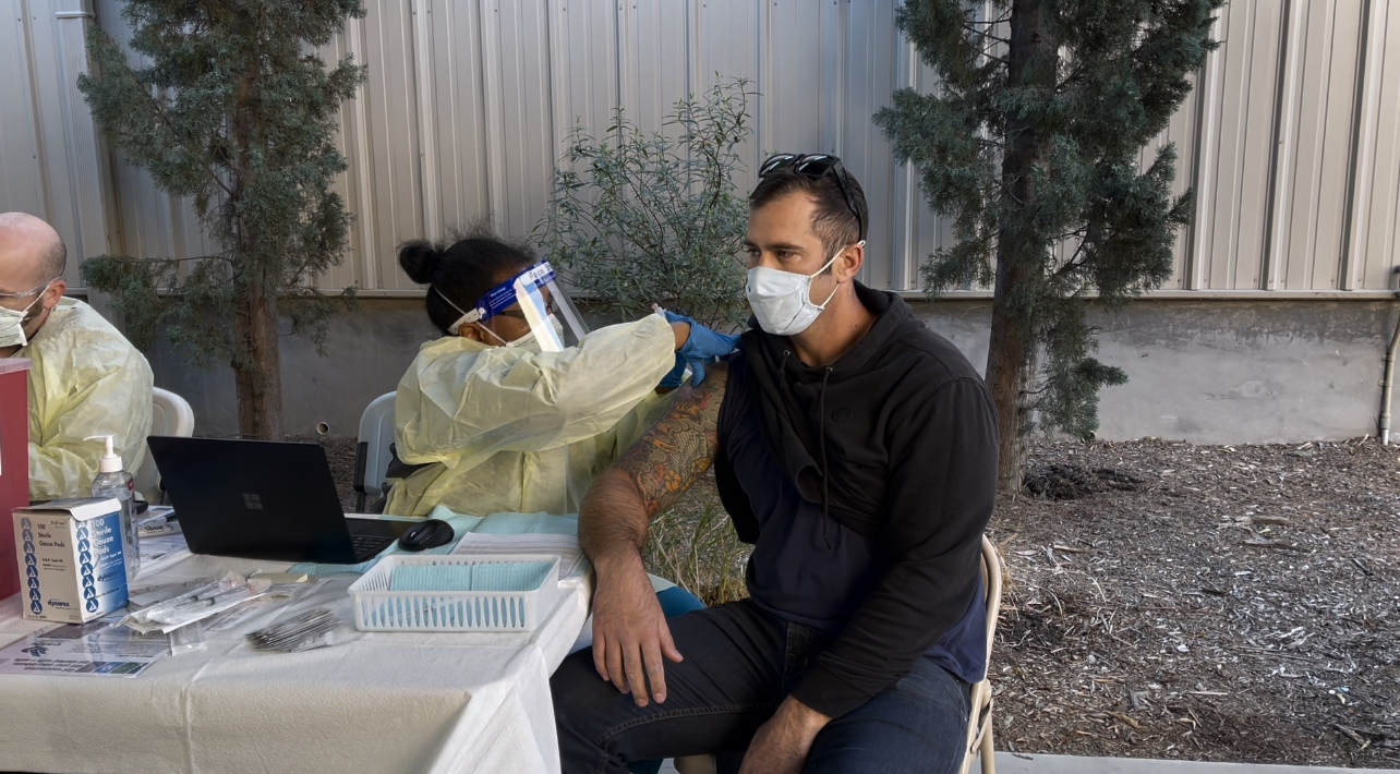 Riverside County Vaccinates First Responders Early As Priority Workers Opt Out