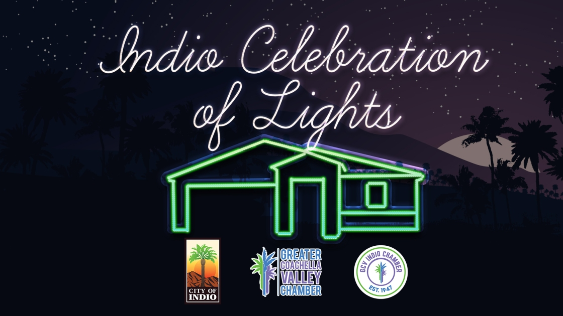Vote Now For Your Favorite Indio Celebration of Lights Participant