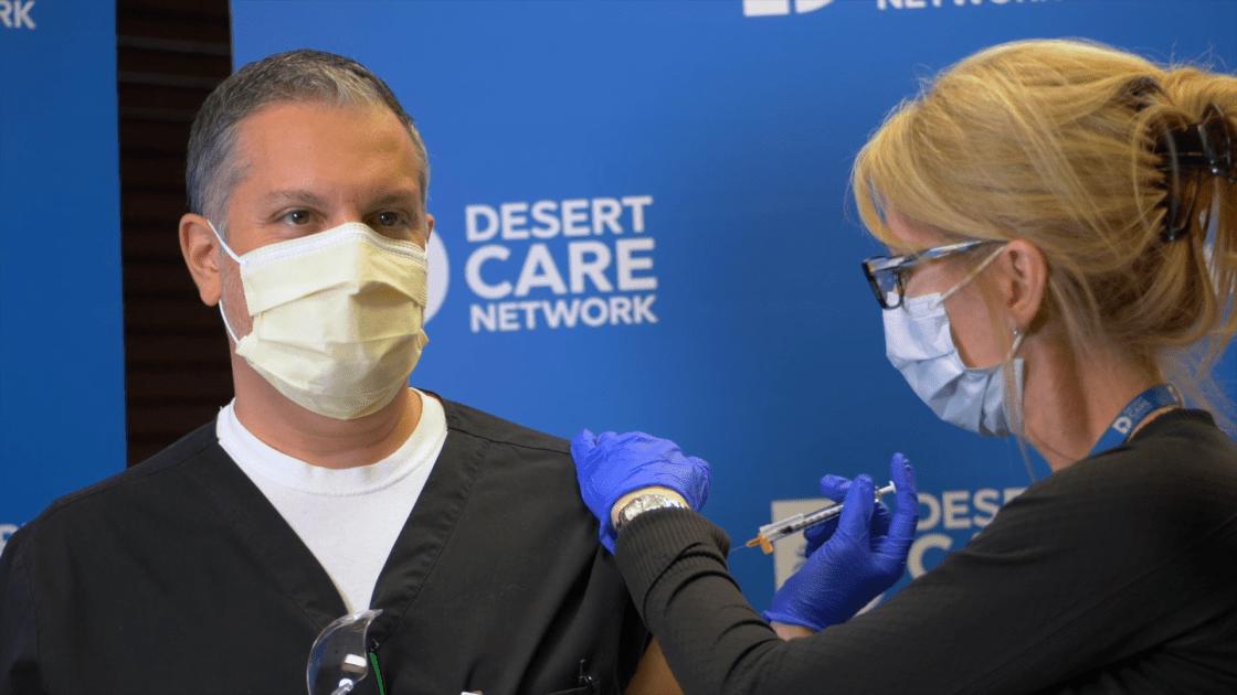 Desert Care Network hosting weekly vaccination clinics beginning Thursday