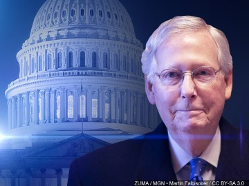 McConnell Blocks Effort to Pass Measure to Increase Stimulus Payments from $600 to $2,000