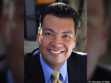 Gov. Newsom Choses Alex Padilla to fill Kamala Harris' Senate seat