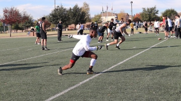 EXCLUSIVE: First-Ever CA Club Tackle Football League