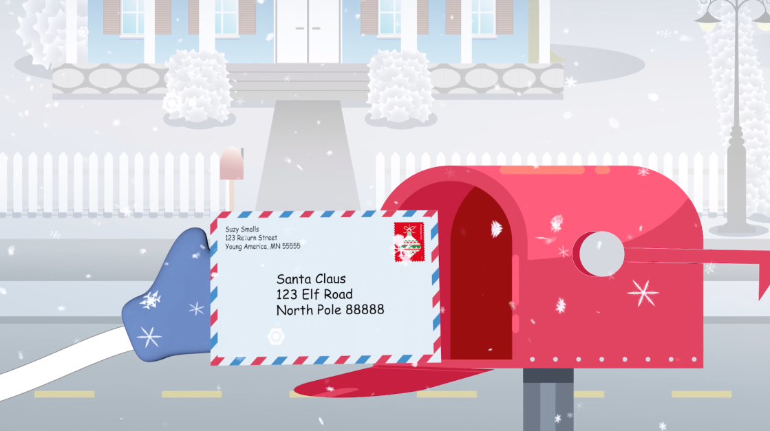 US Postal Service's 'Operation Santa' letter campaign goes digital in 108th year