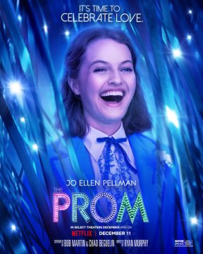 "Manny the Movie Guy Talks to ""The Prom's"" Jo Ellen Pellman About Her Film Debut."