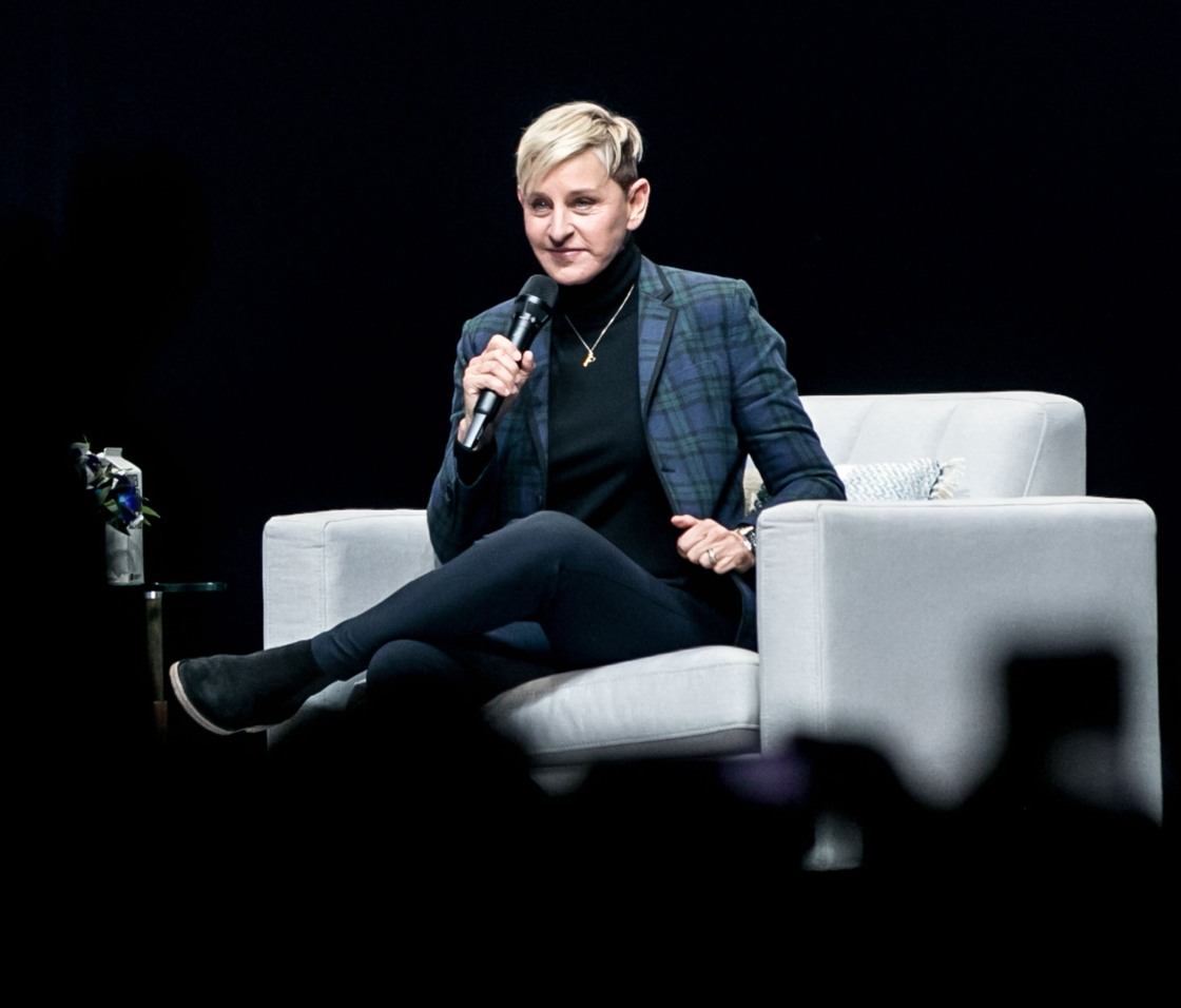Ellen DeGeneres announces she has Covid-19
