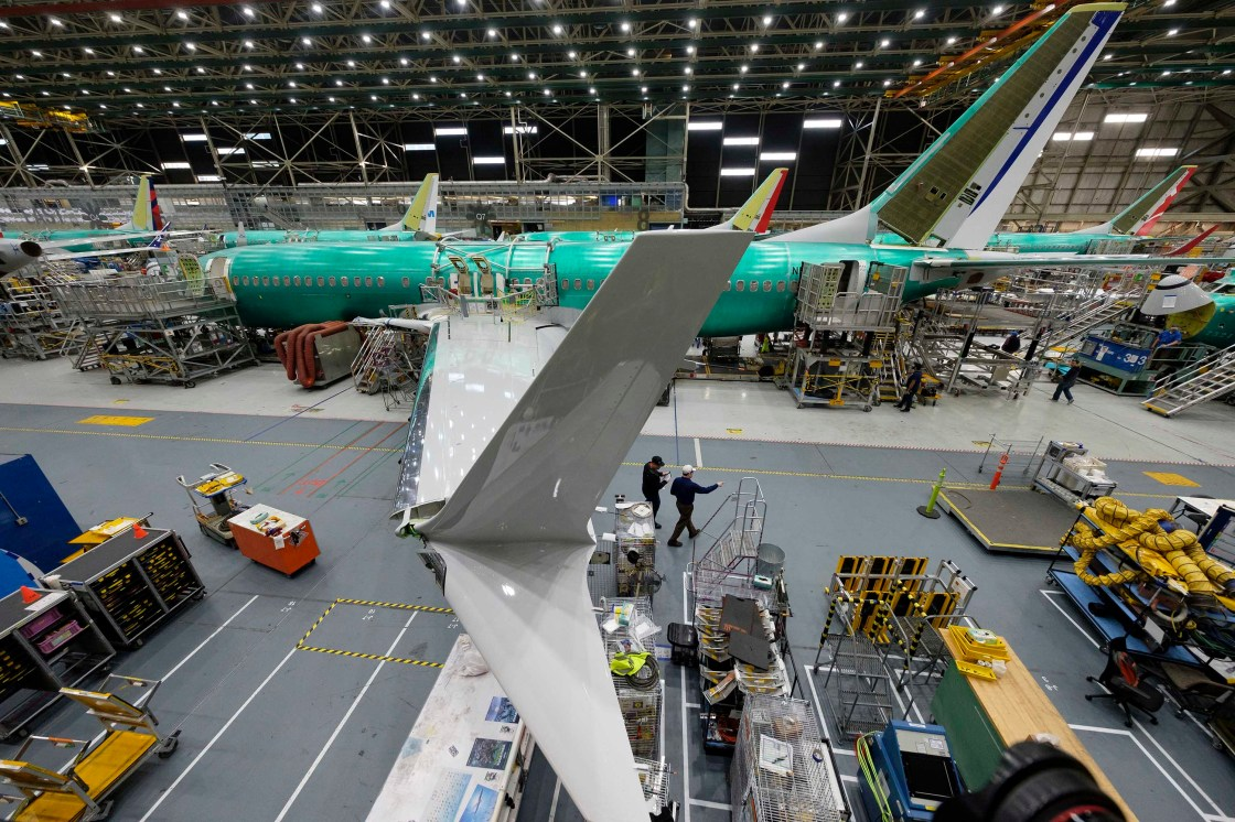 Boeing 737 Max Back in the Air After Nearly Two Years
