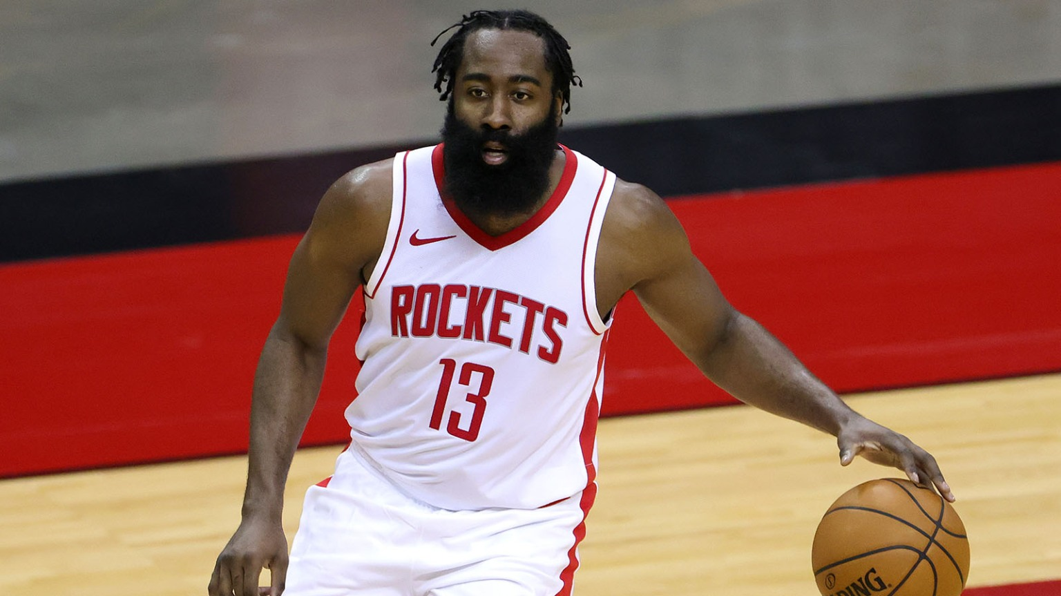 NBA postpones Thunder-Rockets game because of Covid-19 and fines James Harden $50,000