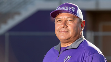 Alex Esquibel, Head Coach at Shadow Hills High School