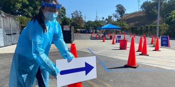 East Valley COVID-19 Testing Site will begin administering vaccines