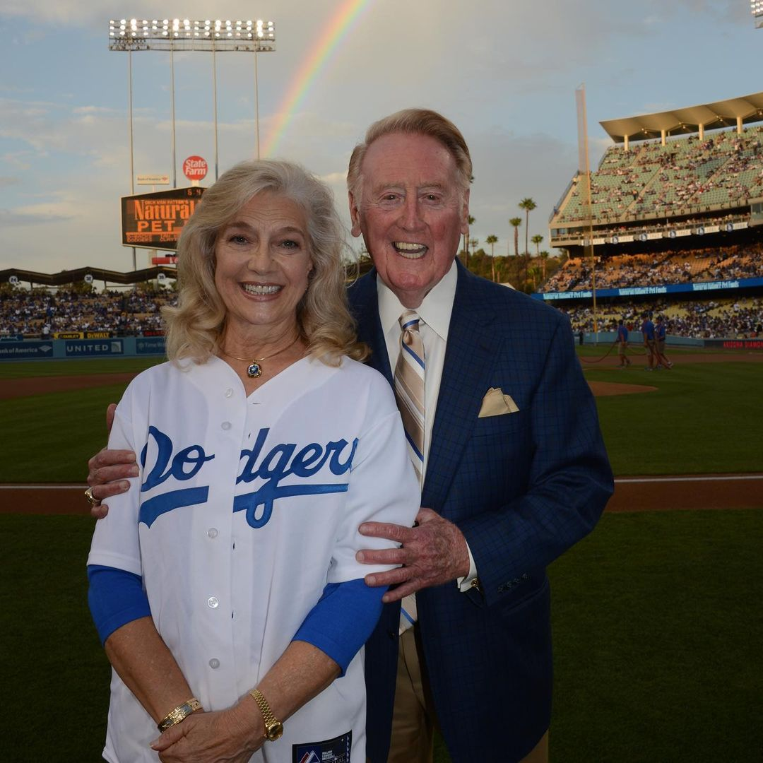 Sandra Scully, Wife Of Legendary Dodger Broadcaster, Dies At 76