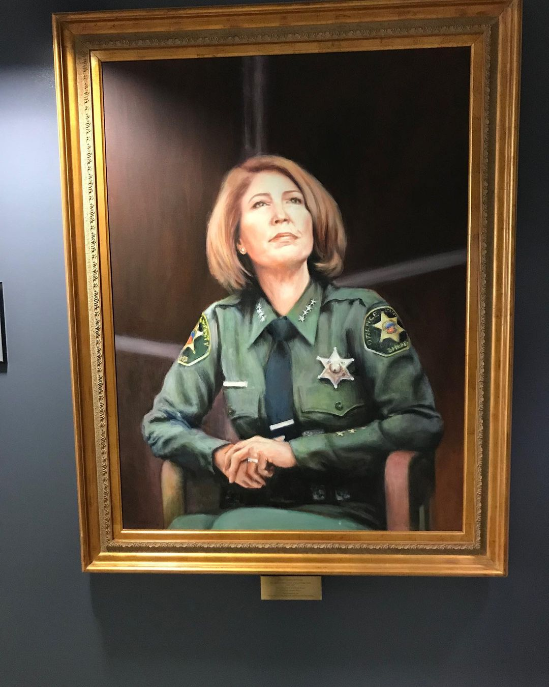 OC Sheriff Sandra Hutchens Dead at 66