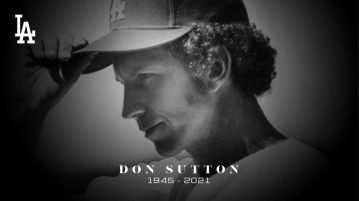 Dodger Hall of Famer Don Sutton Dies At 75 at his Home in Rancho Mirage