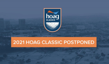 COVID-19 Postpones Hoag Classic Golf Tournament