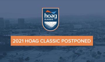 COVID-19 Postpones Hoag Classic Golf Tournament