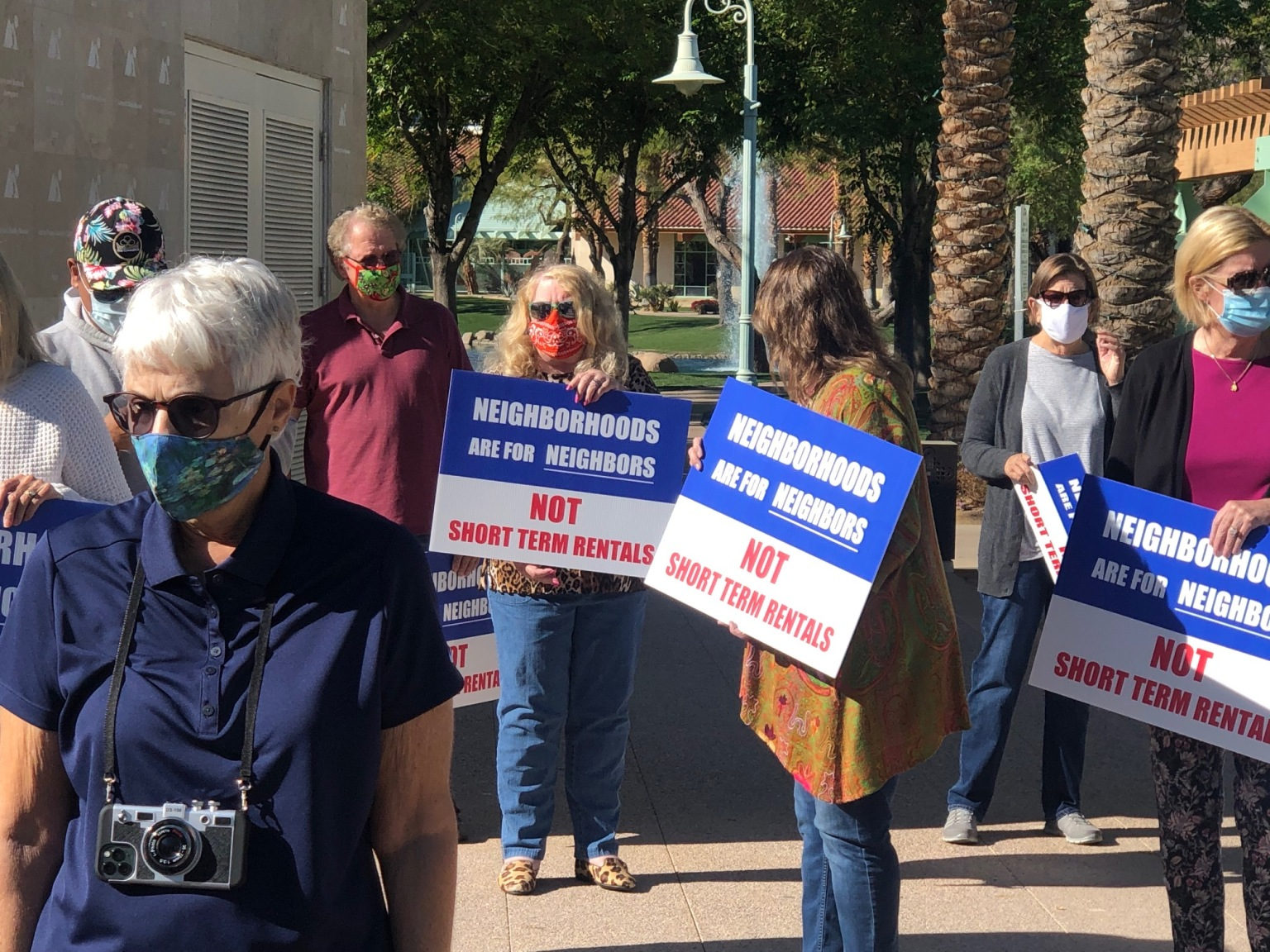 La Quinta Residents Request Extension on Short Term Vacation Rental Moratorium